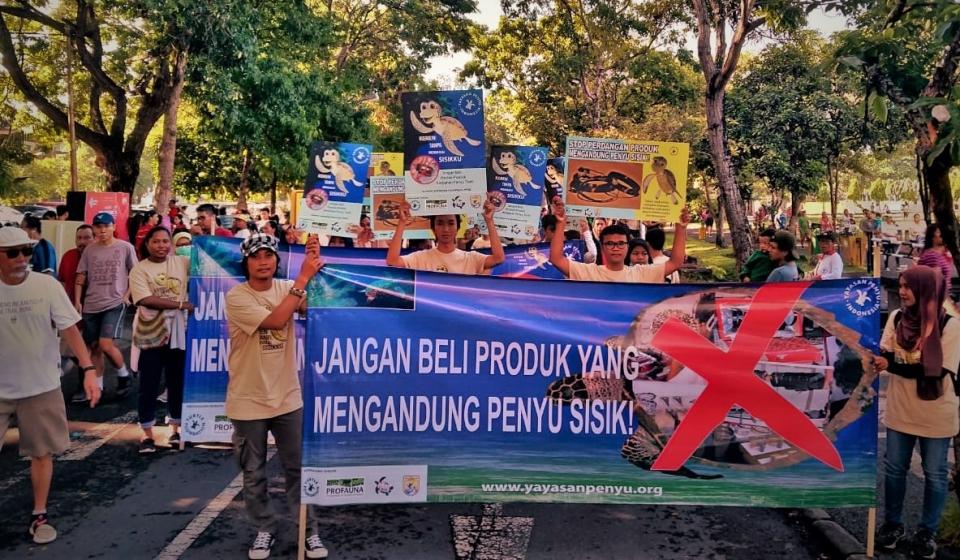 Launching Kampanye Keren Tanpa Sisik - 1