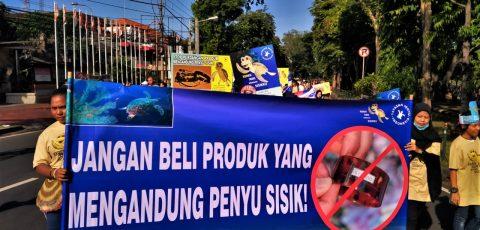 Launching Kampanye Keren Tanpa Sisik Bali - 1